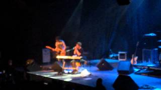 Canción de Amor y Muerte Iván Ferreiro Directo Madrid