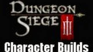 Dungeon Siege 3 - Character Class Builds - Attack/Focus