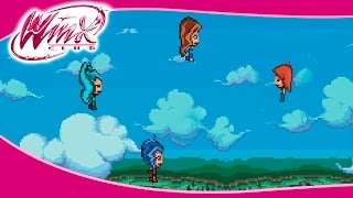 Let's Play Winx Club GBA - Final: Bloom vs Trix [Part 8]