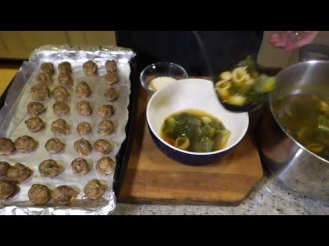 How to Cook Italian Wedding Soup - Episode 103