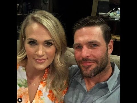 'Carrie Underwood's Husband Mike Fisher Posts Sweet Photo Celebrating 9th Wedding Anniversary