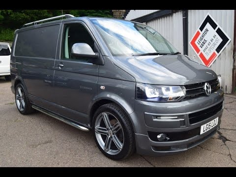 2015 Volkswagen Transporter T5 T28 Highline 160ps Sportline Pack For Sale