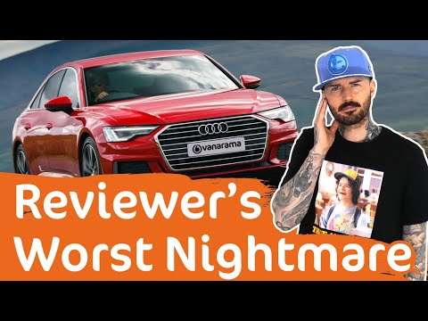 2021 Audi A6 Review | An Executive's Dream…A Car Reviewer's Worst Nightmare 😬