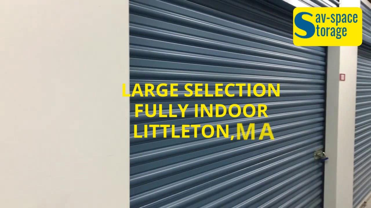 Self Storage Unit Rentals In Littleton, MA