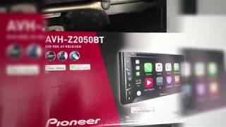 Pioneer AVH-Z2050BT Firmware Update (8.35)