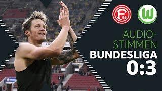 """""""Beide getroffen - Guter Tag""""   Audio-Stimmen von Ginczek, Weghorst uvm.   VfL Wolfsburg"""