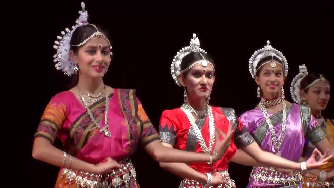 Nrityalaya - Millennium Stage (August 29, 2015)