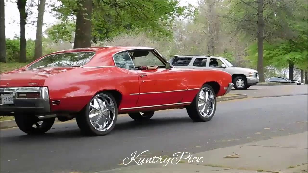 Old school Buick skylark,corvette & chevy truck mlk park 4/2/17 ...