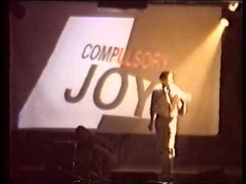 Compulsory Joy - Live at the 'Gluepot' (N.Z. 1993)