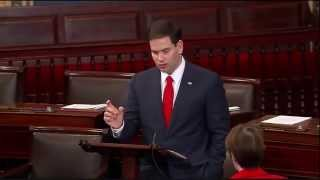 Marco Rubio has a short attention span