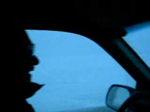 Driving in the North Slope Alaska