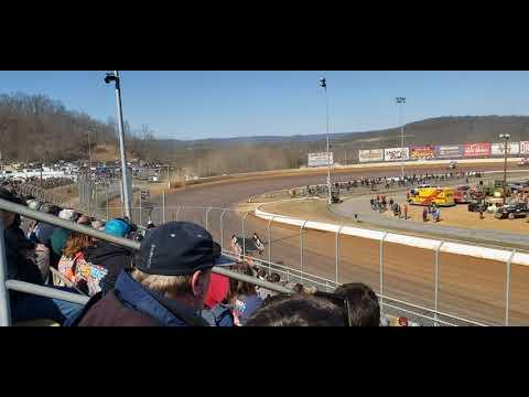 Port Royal Speedway 410 Sprints Heat Race 5 3-8-2020