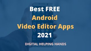 Best Video Editor for Android 2018 - 2019   Best Video Editing Apps   [Updated NEW] - Vinit Chauhan
