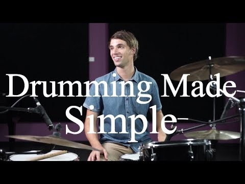 Welcome To Drumming Made Simple - Learn To Read Drum Notation