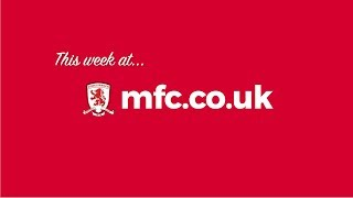 This week at mfc.co.uk - 13th april