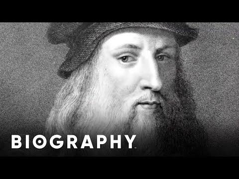 Leonardo da Vinci: Renaissance Artist & Inventor   Mini Bio   BIO