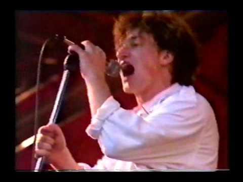 U2 I Will Follow 1982 Roskilde Festival Denmark