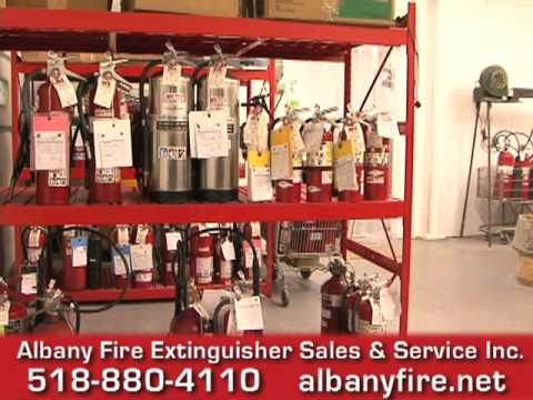 Albany Fire Extinguisher Sales & Service Inc, Watervliet ...