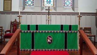 17th Sunday after Pentecost at Emmanuel, September 19