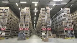 How to build a logistic warehouse ?