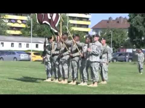 Heidelberg MEDDAC deactivation ceremony