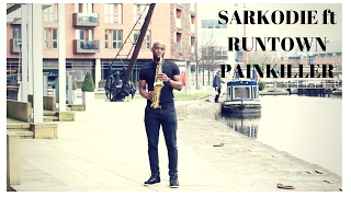 vuclip Sarkodie ft Runtown- PAIN KILLER [Sax Instrumental Cover]