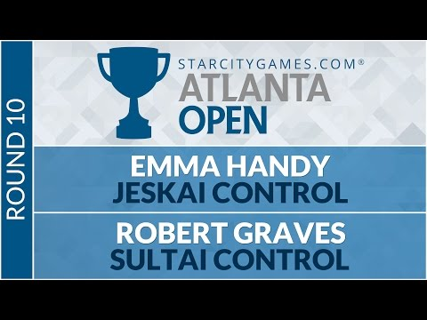 SCGATL - Round 10 - Emma Handy vs Robert Graves