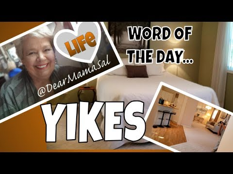 Word of the Day: YIKES with DearMamaSal thumbnail