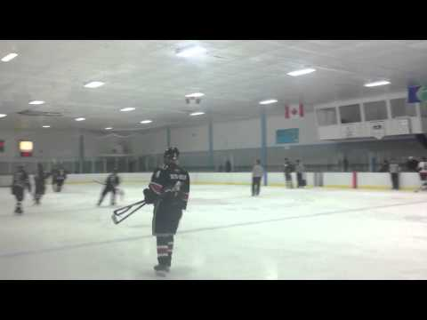 Nepean Minor Hockey Coach Goes Crazy