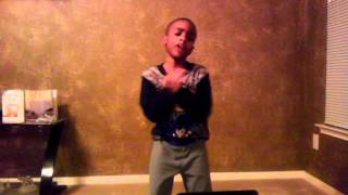 Breven singing Justin BIEBER at 7 yrs. old