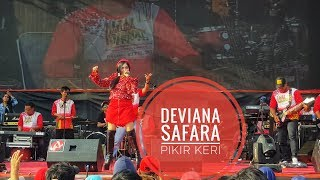 Deviana Safara PIKIR KERI Millennial Road Safety Festival Polda Kepri Batam