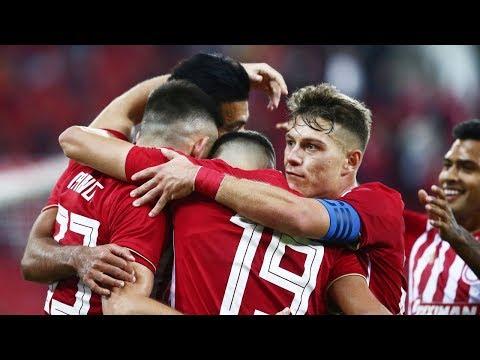 Highlights: Ολυμπιακός - Λεβαδειακός 1-0 / Highlights: Olympiacos - Levadiakos 1-0