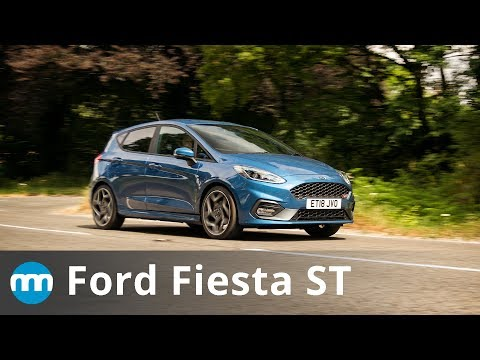 Ford Fiesta ST Review - The Best ST Ever? New Motoring