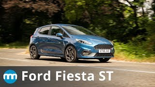 2018 Ford Fiesta ST Review - The Best ST Ever? New Motoring