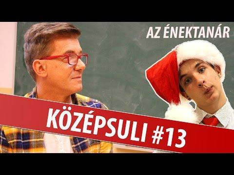 Youtube filmek - KÖZÉPSULI sorozat - 13. rész [KÖZÉPSULI TV]