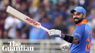 Virat Kohli becomes fastest to 10,000 ODI runs breaking Sachin Tendulkar's record