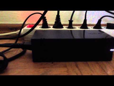 Xbox One PowerBrick Noise