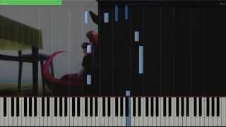 Monster Musume no Iru Nichijou Piano BGM| 私…怖くなんてないよ……?