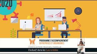 Programme d'accompagnement conciliation travail-famille Coco-Boulot