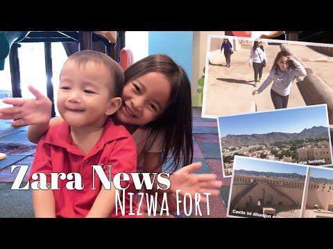 Zara News | Yuk mengenal Benteng di Nizwa Fort Timur Tengah