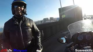 POLICE vs. BIKERS 2019 | ENCOUNTERS & POLICE PULLOVERS 2019 [Ep #95]