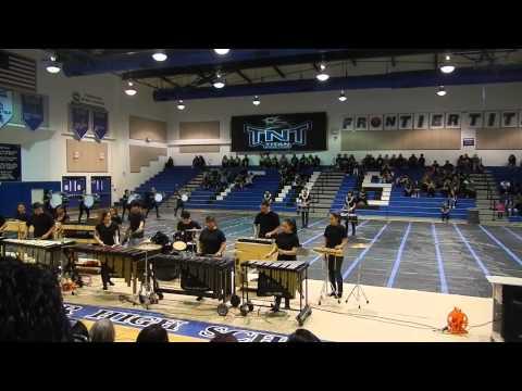 Shafter High School Drumline March 1, 2014