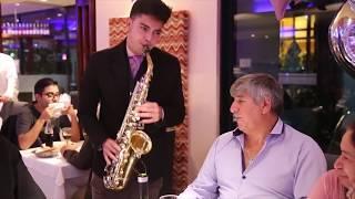 Bản nhạc Despacito bằng kèn saxophone-Alex Triệu!