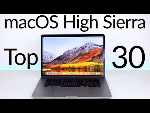 macOS High Sierra - Was ist neu? | Top 30 Highlights