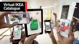IKEA's New App Let's You Preview Actual Furniture In 3D