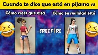 ¡Los MEJORES MEMES de FREE FIRE! #2 TE VAS A REÍR MUCHO! 😂😂