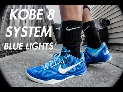 blue kobe 8s