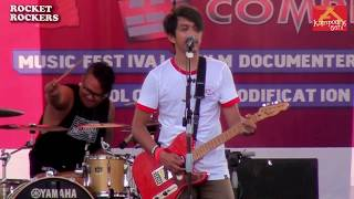 Rocket Rockers - Dia Live Sman 1 Purbolinggo Lampung Timur 2017