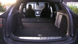 Model X 5 seater review of space