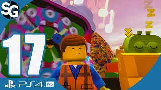 The LEGO Movie 2 Videogame Walkthrough Gameplay (No Commentary) | Sorting Area - Part 17